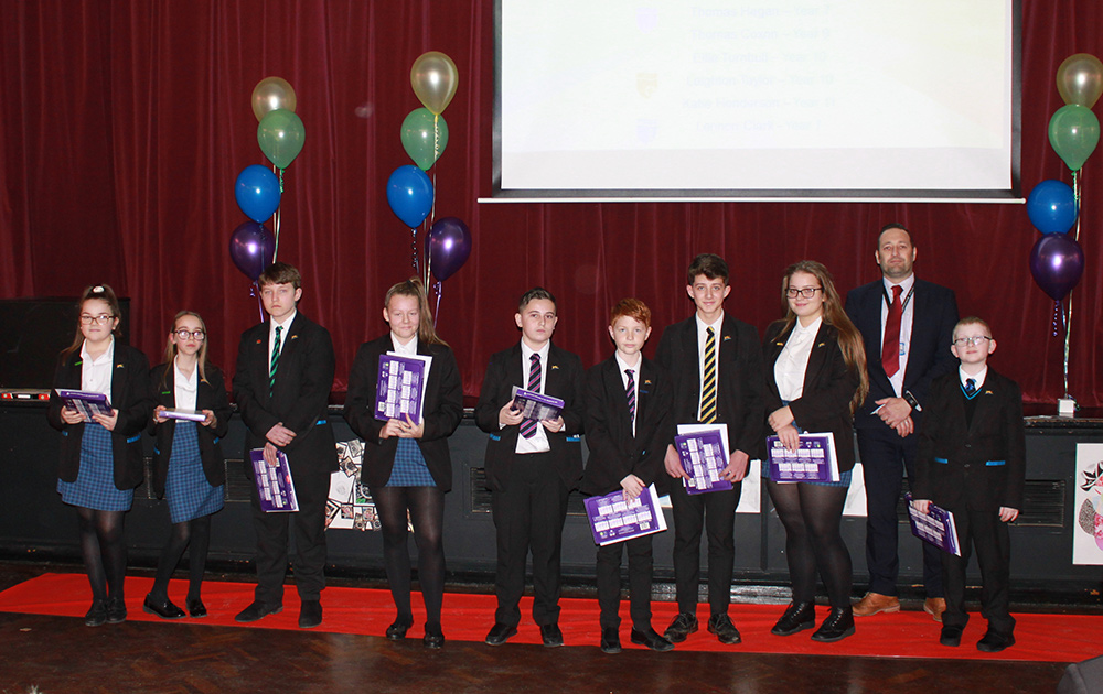 House Celebration Evening