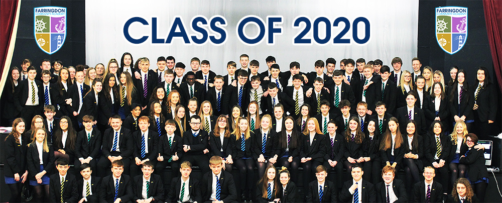 Year 11 Leavers 20web